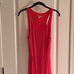 Merona Orange Maxi Dress