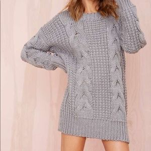 UNIF Reverb Sweater Dress