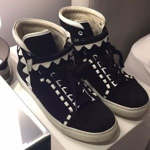 Sophia Webster High Top Sneakers