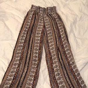 Tribal hipster pants