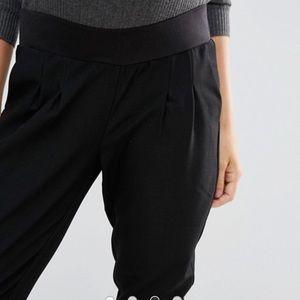 ASOS tailored maternity pant