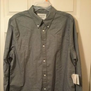 FiveFourClub Casual Long Sleeve Button Down