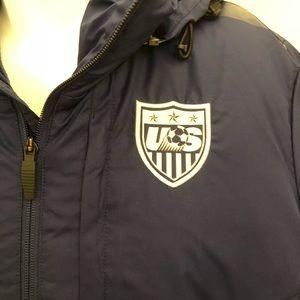 0e8966fa090e Nike Jackets   Coats - Nike Team USA Soccer Jacket Parka NWT XL