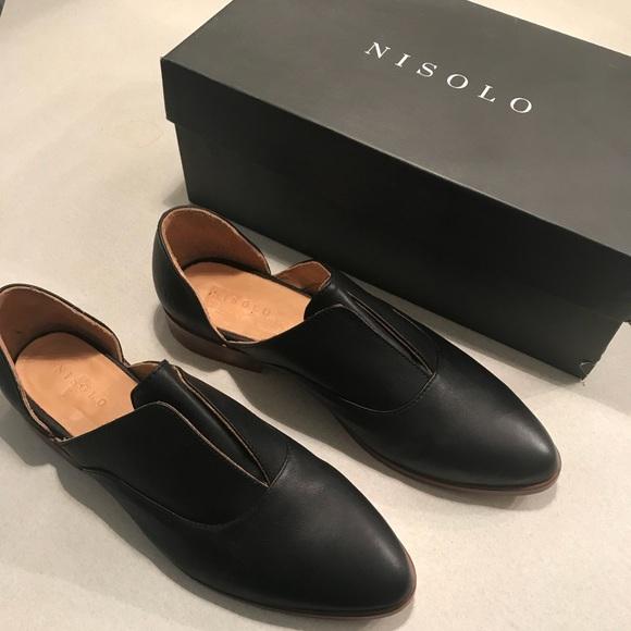9dd42fa43 Nisolo Emma d Orsay Oxford Noir. M 5a1cadd8d14d7bb9940e3683
