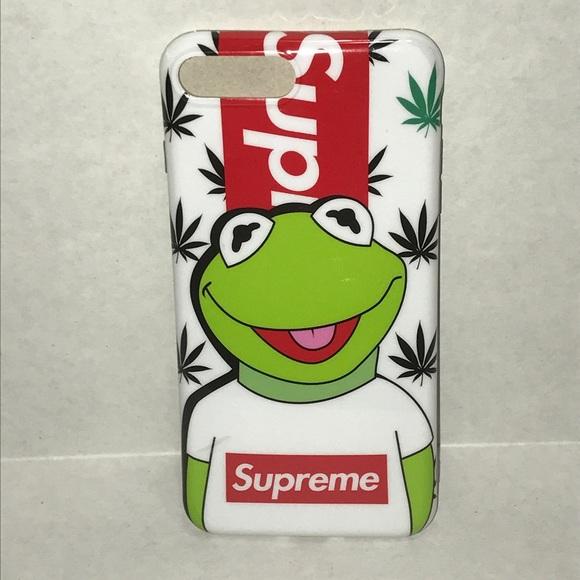 Supreme Iphone S Plus Case