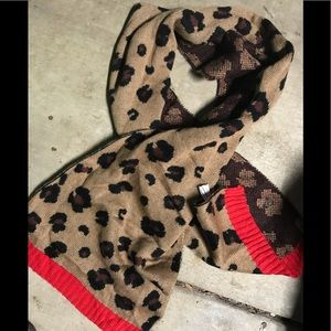 Juicy Couture Large Knit Scarf