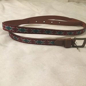 M/L Patterned Belt from Forever 21