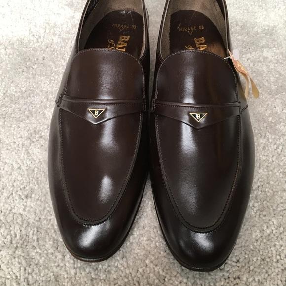 7e015b8f55340 Bally Shoes   S Mens Leather   Poshmark