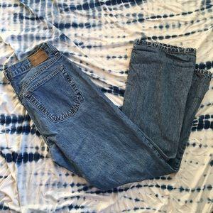 Calvin Klein vintage mom jeans medium wash