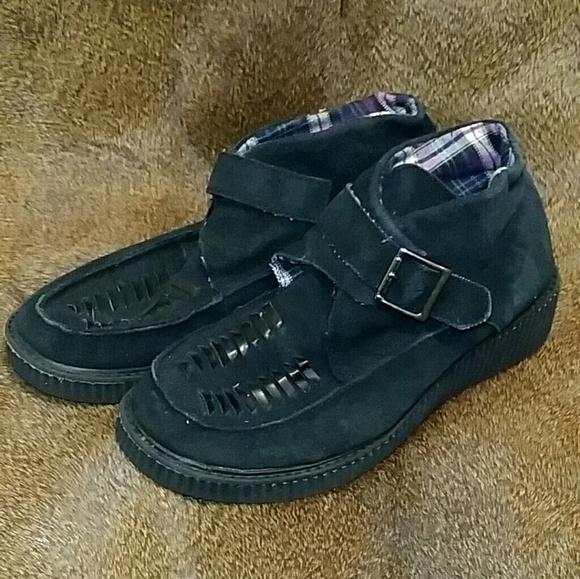 4ec72086c4f Skechers Shoes - Size 10 ☆ Skechers ☆ Black Wedge Creeper Heels