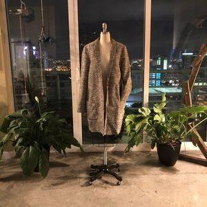 Maison Scotch Coat size 4 XL