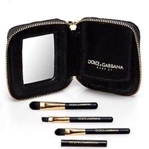 Dolce Gabbana Mini Makeup Brush Set