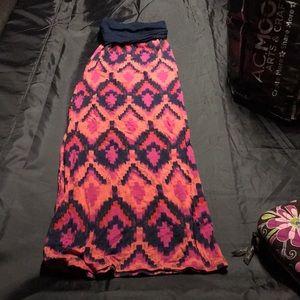 A.N.A. Maxi skirt