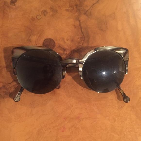 31b585e6f52a SUPER by RetroSuperFuture Lucia Cat Eye Sunglasses.  M 5a1ce0fb6a5830a63e0fad9a