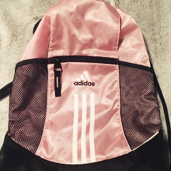 adidas Handbags - Adidas Drawstring Sackpack Bag 5f1d360afc0cc