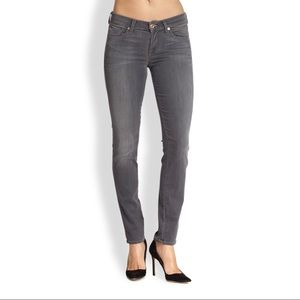 NEW 7 For All Mankind Cigarette Skinny Jeans