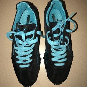 Puma Shoes - Women s PUMA Elite Cat NuBucks MsCat Scuba Blue 678f2e2cd