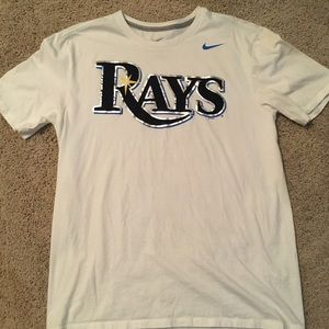 9c130138657 ... Nike Tampa Bay Rays T-shirt Buccaneers 9Fifty New Era SnapBack hat