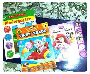 Other - 3 kids books! 2 New educational/1 pop-up songbook