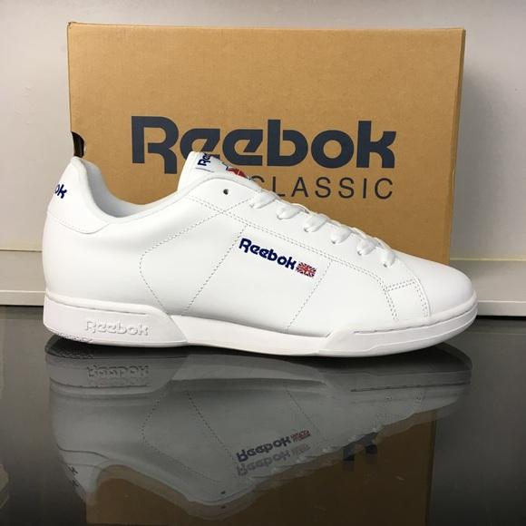 Reebok White White NPC II 27e0855ab