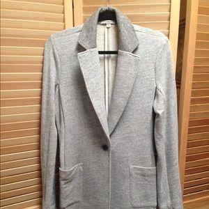 James Perse grey blazer