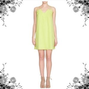 {CeCe by Cynthia Steffe} Citrina V-neck Dress