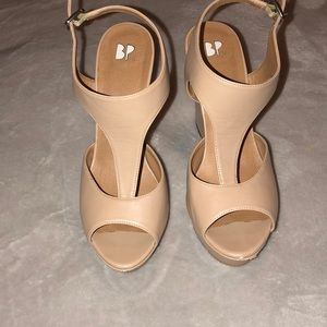 Nordstrom B.P. Wedged heels