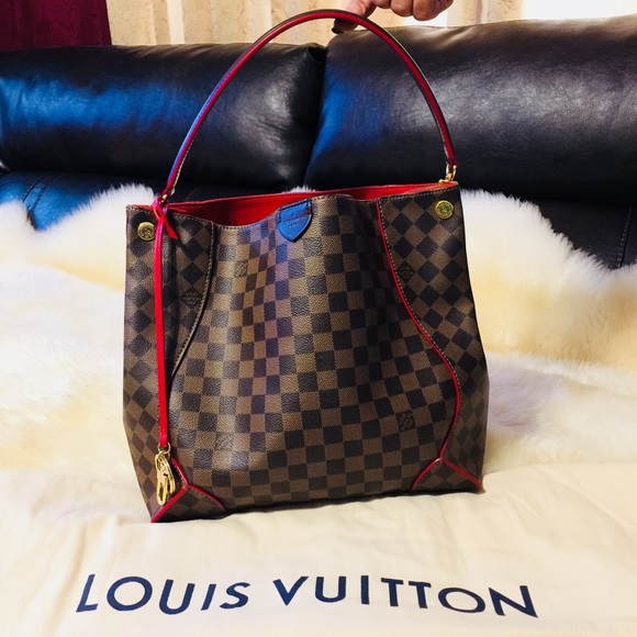0b6aaaf1cc7 Louis Vuitton Handbags - Caissa tote currently unavailable on lv website
