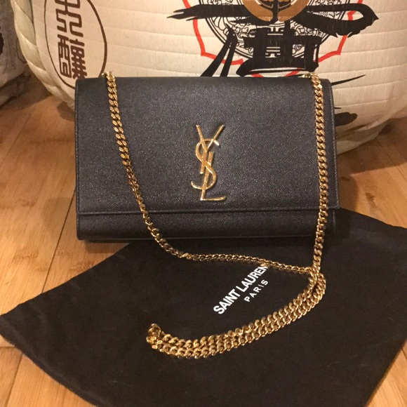 f58813223a05 ✨Authentic YSL Classic Medium Kate Chain Bag✨. M 5a1d2a073c6f9f142b10788f