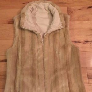 Tops - Reversible ladies vest size small. So nice