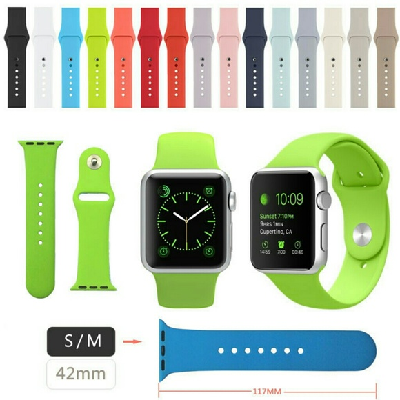 Jewelry - Apple iWatch 42mm Replacement Watch Bands