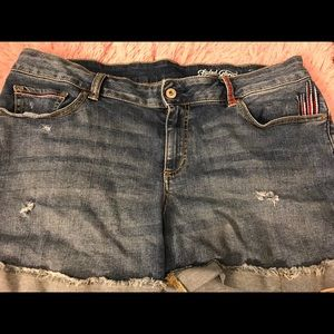 🛍BOGO FREE🛍Faded Glory Jean Shorts