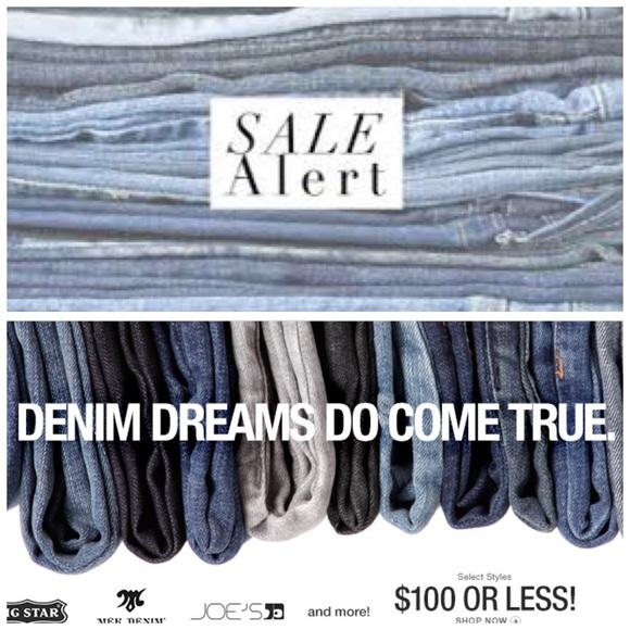 Hudson Jeans Denim - Denim dreams do come true! Sale sale sale