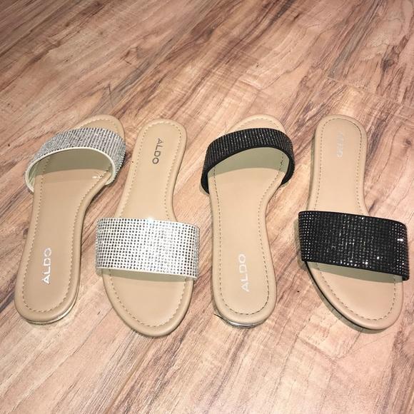 Aldo Shoes | Aldo Crystal Sandals