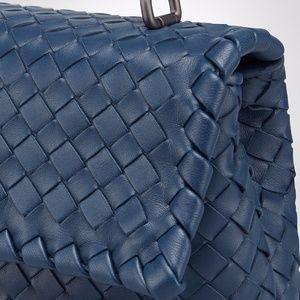 26fd95337a87 Bottega Veneta Bags - PACIFIC INTRECCIATO NAPPA SMALL OLIMPIA BAG
