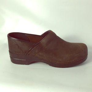 Christmas SALE 🎄 Dansko size 46 brown men clogs
