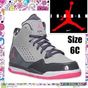 Nike Jordan Sc3 Girls Basketball Shoes