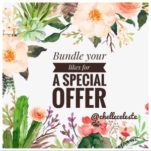 Bundle your likes for a special offer