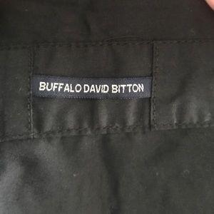 Buffalo David Bitton Long Sleeve Button Down