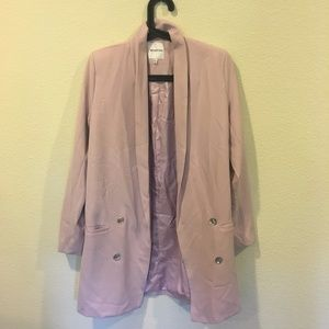 Six Crisp Days light pink jacket