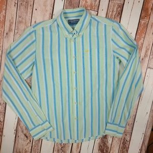 "Hollister ""Vintage Styling"" Cotton Men's Button Up"