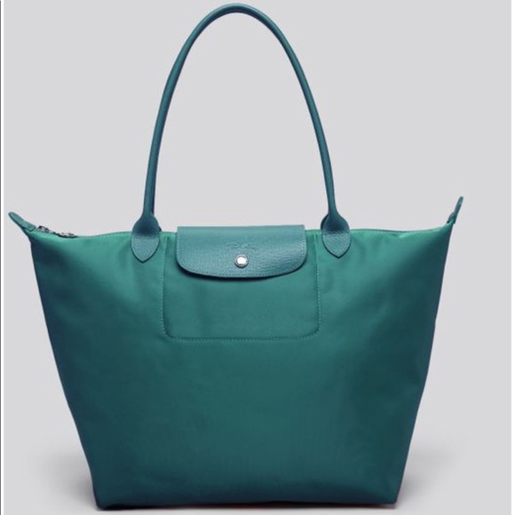 1b4633fbfb80 Longchamp Handbags - 💚Longchamp Le pliage Neo green Limited Ed. Tote
