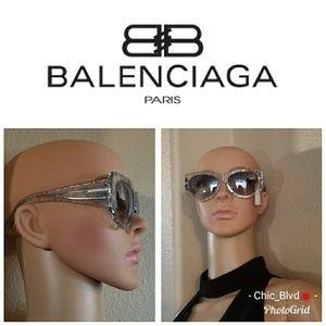 🆕🔥1 DAY SALE Balenciaga Translucent Sunglasses