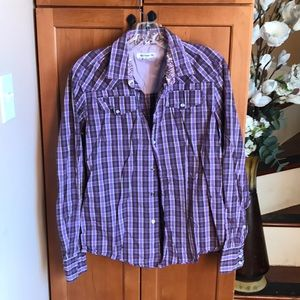 Like New Heritage Button up size M