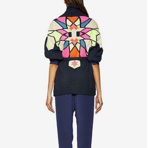 Mara Hoffman Cardigan tie sweater