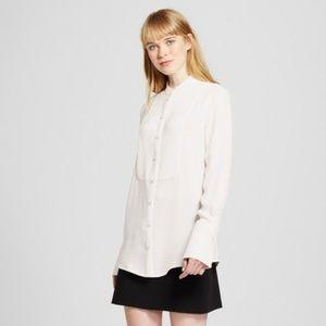 Victoria Beckham tuxedo shirt