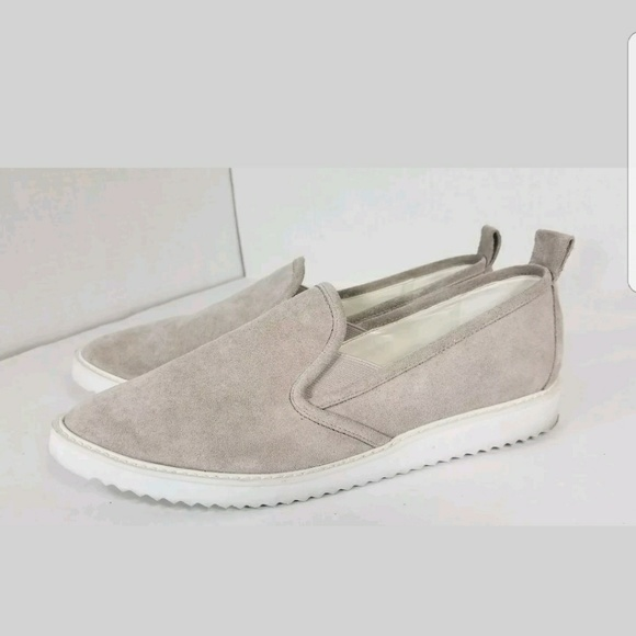 bb71de39ac Karl Lagerfeld Shoes - KARL LAGERFELD PARIS CLEMENT SUEDE SLIP-ON SNEAKER