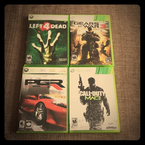 BUNDLE N SAVE!! Xbox 360 games :)