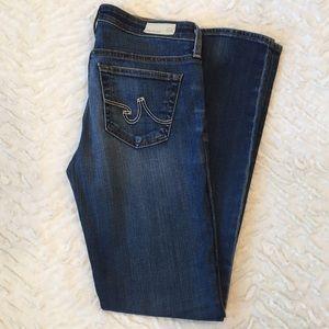 🎉HP🎉AG Stilt Cigarette Jeans