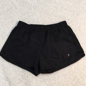 Danskin black shorts